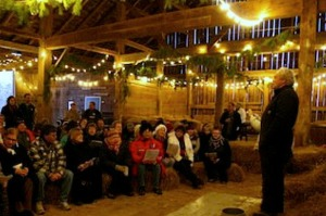 Wassail at By Chadsey's Cairns with Sandbanks Vacations