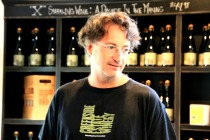 Rob Pwoer, winemaker at Creekside