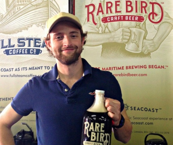 Authentic Seacoast makers of Rare Bird Ale on of 10 craft brewing companies in Nova Scotia