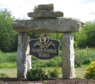 Sainte Famille Winery