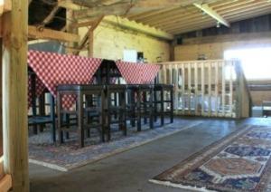 the hay loft tasting room