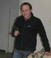 Simon Rafuse Winemaker