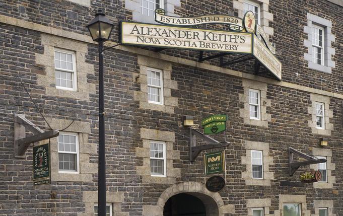 Alexander Keith S Brewery Restaurant Menu