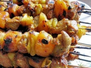 Sosaties picture from the Wats4Eats website http://www.whats4eats.com/meats/sosaties-recipe