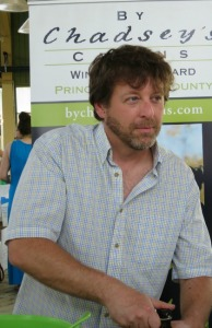 Dave Frederick Associate Winemaker at By Chadsey's Cairns