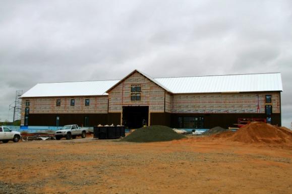 Lightfoot & Wolfville under construction
