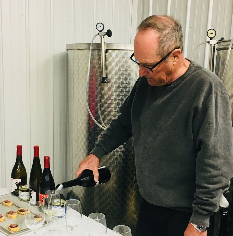 RedTail wine Gilbert Provost